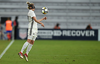 Orlando City, FL - Wednesday March 07, 2018: Verena Faißt during a 2018 SheBelieves Cup match between the women's national teams of Germany (GER) and France (FRA) at Orlando City Stadium.