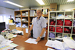 Roberto Production Manager working for over 45 years at Santini Factory, Lallio, Italy. 30th September 2015.<br /> Picture: Eoin Clarke | Newsfile