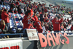 December 30, 2016: A Georgia Bulldog fan before kickoff of the Autozone Liberty Bowl with Georgia Bulldogs vs TCU Horned Frogs at Liberty Bowl Memorial Stadium in Memphis, Tennessee. ©Justin Manning/Eclipse Sportswire/Cal Sport Media