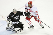 Hayden Hawkey (PC - 31), Jordan Greenway (BU - 18) - The Boston University Terriers tied the visiting Providence College Friars 2-2 on Saturday, December 3, 2016, at Agganis Arena in Boston, Massachusetts.