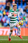 Ivan Alejo of SD Eibar in action during the La Liga 2017-18 match between Getafe CF and SD Eibar at Coliseum Alfonso Perez Stadium on 09 December 2017 in Getafe, Spain. Photo by Diego Souto / Power Sport Images