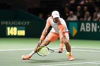 ABN AMRO World Tennis Tournament, Rotterdam, The Netherlands, 15 Februari, 2017, Mischa Zverev (GER)<br /> Photo: Henk Koster