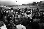 Shrove Tuesday Football Workington Cumbria