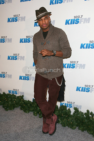 LOS ANGELES, CA - DECEMBER 01: Ne-Yo at KIIS FM's 2012 Jingle Ball at Nokia Theatre L.A. Live on December 1, 2012 in Los Angeles, California. Credit: mpi21/MediaPunch Inc.
