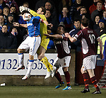 Cammy Bell and Lee McCulloch