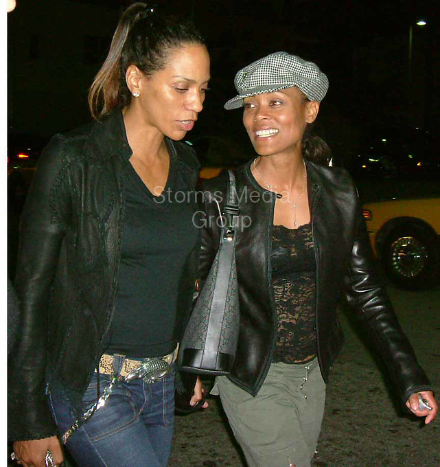 SMG_Barbara Becker_Robin Givens_Divorce_Best Of_1104111_27.JPG<br /> <br /> MIAMI BEACH, FL -  NOVEMBER 04: Barbara Becker (born November 1, 1966 as Barbara Feltus) is a German American designer, actress and model.<br /> <br /> Barbara Becker was born to an African-American photographer, Harlan Feltus, and a German teacher, Ursula.<br /> Barbara Becker became famous when she began dating Boris Becker. Harlan took the picture of a nude Boris and Barbara for the cover of Stern. They married a month before their son, Noah, was born on 18 January 1994. Their second child, Elias Balthasar, was born on 4 September 1999.  In late 1999, after being contacted by a woman claiming to be pregnant with Becker's child, Barbara took Noah and Elias to Miami, Florida, side-stepping her prenuptial agreement, and setting up an international custody battle. The hearings were broadcast live back to Germany. A Munich court granted Becker a divorce in January 2001.  On 6 January 2009, Barbara and artist Arne Quinze announced their engagement. They married on 9 September 2009 at their home in Miami, Florida. They celebrated the wedding on 13 September 2009 in Berlin, Germany. They divorced in 2011   on November 4, 2011 in Miami Beach, Florida. (Photo By Storms Media Group) <br /> <br /> People:   Barbara Becker_Robin Givens<br /> <br /> Must call if interested<br /> Michael Storms<br /> Storms Media Group Inc.<br /> 305-632-3400 - Cell<br /> 305-513-5783 - Fax<br /> MikeStorm@aol.com