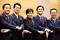 Koike steps down from leadership of Party of Hope