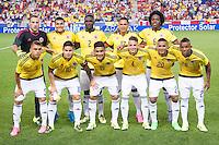 Colombia vs Peru, September 8, 2015