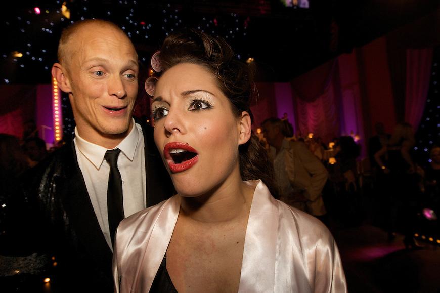 Oslo, 20091030. Skal vi danse. Triana og Tobias