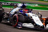 10th September, September 2021; Nationale di Monza, Monza, Italy; FIA Formula 1 Grand Prix of Italy, Free practise and qualifying for sprint race:  63 George Russell GBR, Williams Racing