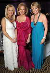 From left: Virginia Reisman, Mary Ann McKeithan and Jan Carson at the Winter Ball at the Hilton Americas Hotel Saturday Jan. 22,2011.(Dave Rossman/For the Chronicle)
