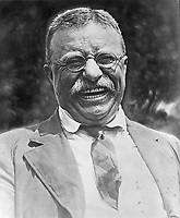 Theodore Roosevelt, US President