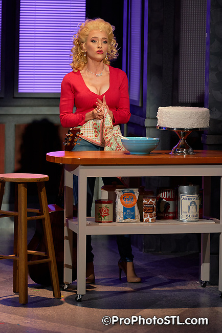 """""""9 to 5"""" musical presented by STAGES St. Louis at Robert G. Reim Theatre in Kirkwood, Missouri on July 20, 2017."""