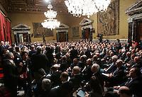 Relazione annuale del Governatore della Banca d'Italia Mario Draghi a Roma, 31 maggio 2008..Annual report of Bank of Italy's Governor Mario Draghi,  in Rome, 31 may 2008..UPDATE IMAGES PRESS/Riccardo De Luca