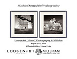 Two photographs by Michael Knapstein of the United States were selected for an international juried exhibit at the Millepiani Gallery in Rome, Italy.