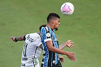 Santos (SP), 11.10.2020 - Santos-Grêmio - O jogador rodrigues. Partida entre Santos e Grêmio valida pela 15. rodada do Campeonato Brasileiro neste domingo (11) no estadio da Vila Belmiro em Santos.