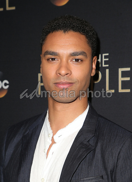 """10 March 2018-  West Hollywood, Rege-Jean Page. Premiere Of ABC's """"For The People"""" held at The London West Hollywood. Photo Credit: Faye Sadou/AdMedia"""