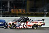 NASCAR Camping World Truck Series<br /> Ford EcoBoost 200<br /> Homestead-Miami Speedway, Homestead, FL USA<br /> Friday 17 November 2017<br /> Myatt Snider, Liberty Tax Service Toyota Tundra<br /> World Copyright: Nigel Kinrade<br /> LAT Images
