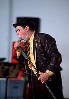 Montreal (QC) CANADA,august 29 1995 file photo - Rodrigue Tremblay, cirque du Tonerre