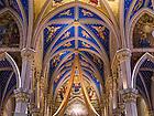 Apr. 8, 2015; Basilica of the Sacred Heart interior. (Photo by Matt Cashore/University of Notre Dame)