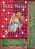 Alfredo, CHRISTMAS CHILDREN, WEIHNACHTEN KINDER, NAVIDAD NIÑOS, paintings+++++,BRTOCH31991CP,#xk# ,angel,angels