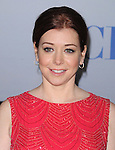 Alyson Hannigan attends People's Choice Awards 2012 held at Nokia Live in Los Angeles, California on January 11,2012                                                                               © 2012 Hollywood Press Agency