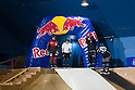 Red Bull Crashed Ice Press Event