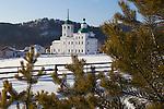 Baturino Convent, Buryatia. Baturinsky Orthodox Convent