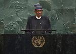 Opening of GA 72 2017 AM<br /> <br /> Nigeria