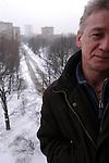Alexei Slapovski, Russian author.