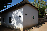 Sudafrica- SouthAfrica - stellenbosch the oldest town house in South Africa 1709 National monument Schreuder house