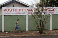 Serrana (SP), 16/02/2021 - Projeto S - Escolas que serão usadas como Postos de Participação do Projeto S do Instituto Butantan na cidade de Serrana, interior de São Paulo, na manhã desta terça-feira (16). O estudo, inédito no mundo, foi idealizado pelo Instituto Butantan e tem como objetivo analisar o impacto e a eficácia da vacinação na redução de casos de Covid-19 e no controle da pandemia.