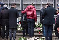 2017/12/19 Berlin | Gedenken Jahrestag Terroranschlag Breitscheidplatz