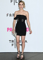 """LOS ANGELES, CA, USA - MAY 05: Emma Roberts at the Los Angeles Premiere Of Tribeca Film's """"Palo Alto"""" held at the Directors Guild of America on May 5, 2014 in Los Angeles, California, United States. (Photo by Celebrity Monitor)"""