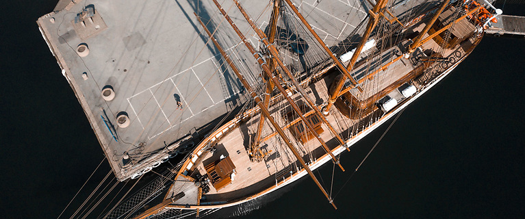 Grace O'Malley - A164ft Tradewind schooner has been identified as a 'successor' to Asgard II, according to the Atlantic Youth Trust
