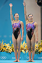 2012 Olympic Games - Synchronized Swimming - Women's Duets Qualification Technical Routine