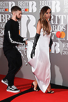 Jade Thirwall (Little Mix)<br /> arrives for the BRIT Awards 2017 held at the O2 Arena, Greenwich, London.<br /> <br /> <br /> ©Ash Knotek  D3233  22/02/2017