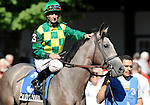 09 September 04: Paddy O'Prado prior to the 5th running of the grade 3 With Anticipation Stakes for two year olds at Saratoga Race Track in Saratoga Springs, New York.