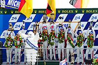 24 HOURS AT LE MANS (FRA) ROUND 3 FIA WEC 2012