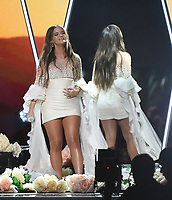 NASHVILLE, TN - NOVEMBER 13: Maren Morris performs on the 53rd Annual CMA Awards at the Bridgestone Arena on November 13, 2019 in Nashville, Tennessee. (Photo by Frank Micelotta/PictureGroup)