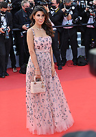 CANNES, FRANCE. July 17, 2021: Reem Kherici at the Closing Gala & Awards Ceremony, and From Africa With Love Premiere at the 74th Festival de Cannes.<br /> Picture: Paul Smith / Featureflash