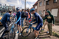 crash victims <br /> <br /> 82nd Gent-Wevelgem in Flanders Fields 2020 (1.UWT)<br /> 1 day race from Ieper to Wevelgem (232km)<br /> <br /> ©kramon