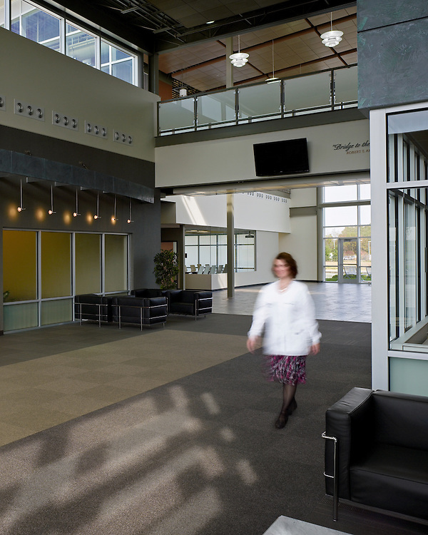 PACCAR Medical Education Center   Architect: Design Group