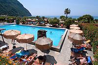 Therme Giardini Poseidon südlich von Forio, Ischia, Italien