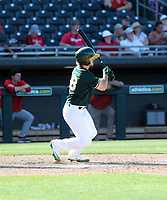 Austin Beck - Oakland Athletics 2020 spring training (Bill Mitchell)