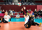 Danielle Ellis, Tokyo 2020 - Sitting Volleyball // Volleyball Assis.<br /> Canada takes on Japan in sitting volleyball // Le Canada affronte le Japon en volleyball assis. 09/01/2021.