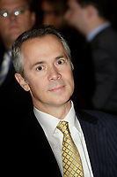 Montreal (Qc) CANADA - October 17 2011 - Thierry Vandal, president and chief executive officer of Hydro-Quebec