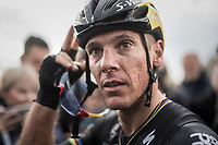 Race winner Philippe Gilbert (BEL/Quick Step floors) immediately after his 4th Amstel win<br /> <br /> 52nd Amstel Gold Race (1.UWT)<br /> 1 Day Race: Maastricht › Berg en Terblijt (264km)