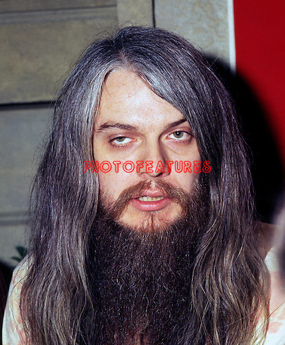 Leon Russell 1971<br /> © Chris Walter