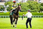 KITAKYUSHU,JAPAN-JUL 18: Andraste,ridden by Yuga Kawada, after winning the Chukyo Kinen at Kokura Racecourse on July 18,2021 in Kitakyushu,Fukuoka,Japan. Kaz Ishida/Eclipse Sportswire/CSM
